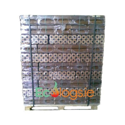 Rocket Blaze Briquettes Pallet (96 packs)